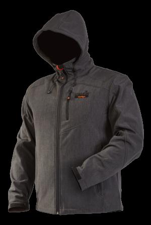 Куртка мембранная ветронепроницаемая з капюшоном Norfin VERTIGO