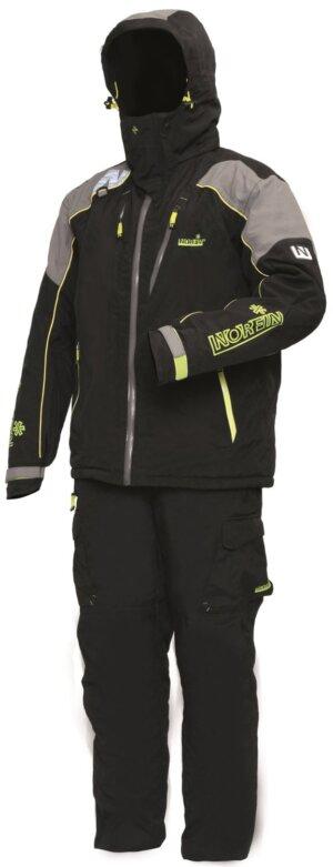 Зимний (демисезонный) костюм Norfin Verity Black –10°C