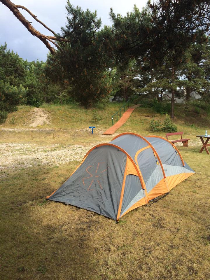 Палатки Norfin